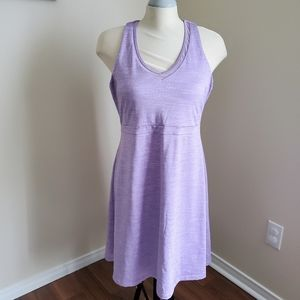 Mondetta Active Purple Dress/ Size XL